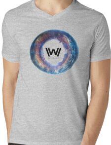 Westworld Mens V-Neck T-Shirt