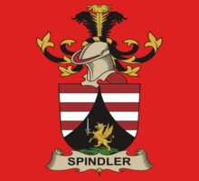 Spindler Coat of Arms (Austrian) Kids Clothes
