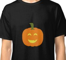 Happy Halloween pumpkin Classic T-Shirt