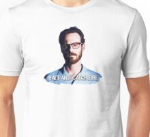 Gordon Clark (Halt and Catch Fire) Unisex T-Shirt