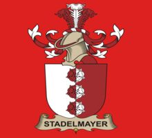 Stadelmayer Coat of Arms (Austrian) Kids Clothes