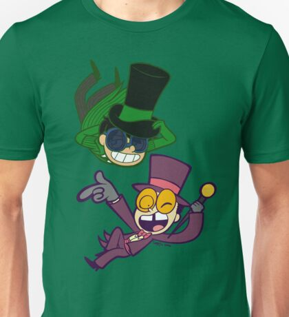Two Hats Unisex T-Shirt
