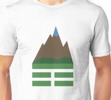 CHING: Gen, The Mountain Unisex T-Shirt