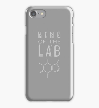 King of the LAB VRS2 iPhone Case/Skin