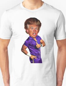 DONALD TRUMP CARTOON! Unisex T-Shirt
