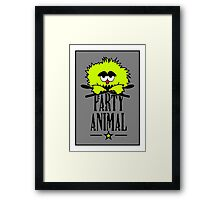 Party animal VRS2 Framed Print