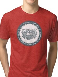 NCE logo green Tri-blend T-Shirt