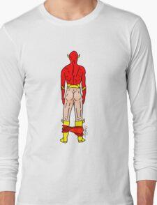 Flash Butt (light) Long Sleeve T-Shirt