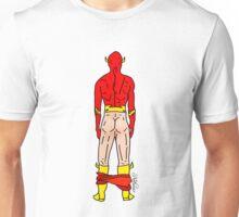 Flash Butt (light) Unisex T-Shirt