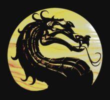 Mortal Kombat Dragon by Jairo Bonilla