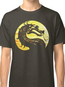 Mortal Kombat Dragon Classic T-Shirt