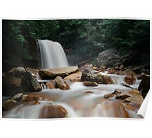 Douglas Falls - West Virginia  Poster