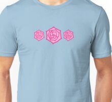 Small Scale Roses Unisex T-Shirt