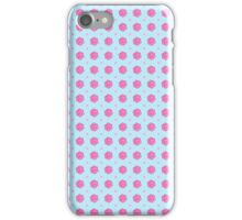 Small Scale Roses iPhone Case/Skin