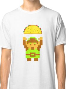 Link and a taco Classic T-Shirt