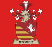 Stoger Coat of Arms (Austrian) Kids Clothes