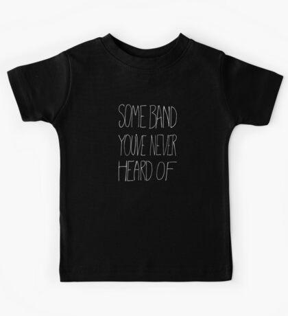 Generic HIPSTER T-shirt Kids Tee
