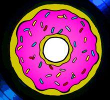 Vynil Donuts <3 Sticker