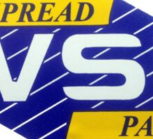 Southeastern Panic Sticker  Sticker