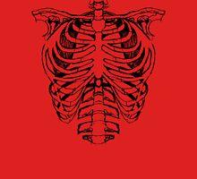 skeleton ribs Unisex T-Shirt