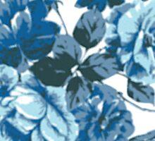 Penn State Ornate Flower Decal (Dear Old State) Sticker