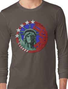 U.S.A. United states of america USA Long Sleeve T-Shirt