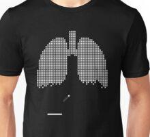 Pixel Lungs Unisex T-Shirt