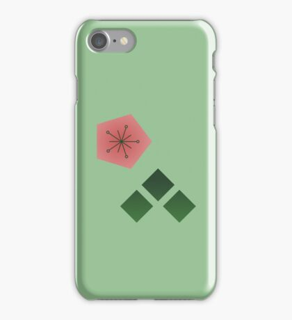 Patterns from the world - Lilypad (Japan) iPhone Case/Skin