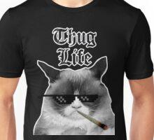 Thug Life Cat Unisex T-Shirt