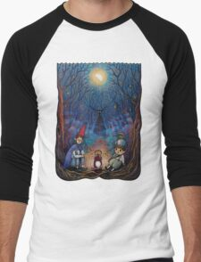 Over the Garden Wall Men's Baseball ¾ T-Shirt