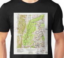USGS TOPO Map Arkansas AR Princedale 260263 1956 62500 Unisex T-Shirt