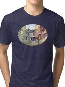 Springtime in the Country Tri-blend T-Shirt