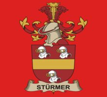 Sturmer Coat of Arms (Austrian) Kids Clothes
