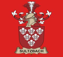 Sultzbach Coat of Arms (Austrian) Kids Clothes