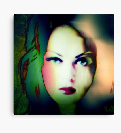 Goddess_6333 Canvas Print
