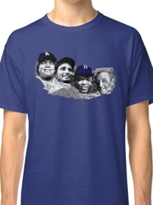 Dodgers Mt. Rushmore Classic T-Shirt