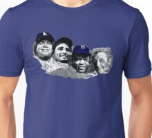 Dodgers Mt. Rushmore Unisex T-Shirt