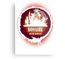 Bonaire Sunset Metal Print