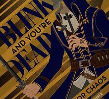 Corvo - Blink by TurnOnRed