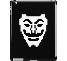 Fsociety Mask (Mr. Robot) iPad Case/Skin