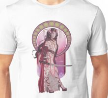 Amaterasu (Badass Women of Mythology Collection) Unisex T-Shirt