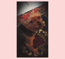 "My Sweet sweet Yorkie "" Princess♡ Kids Tee"