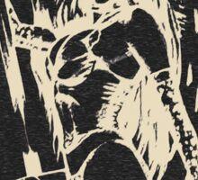 Dark angel, don't be afraid of the dark... Sticker