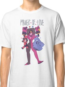 Garnet Power of love Steven Universe Classic T-Shirt