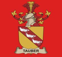 Tauber Coat of Arms (Austrian) Kids Clothes