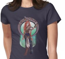 Boudicca (Badass Women of History Collection) Womens Fitted T-Shirt
