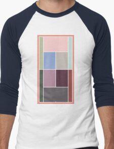 Court Pantone 2016 Men's Baseball ¾ T-Shirt