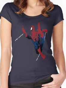 Hero or Menace Women's Fitted Scoop T-Shirt