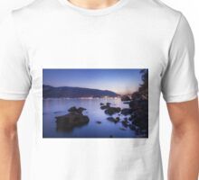 Rocks and Calm Sea Unisex T-Shirt