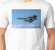 Lockheed SR-71A 64-17973 Unisex T-Shirt